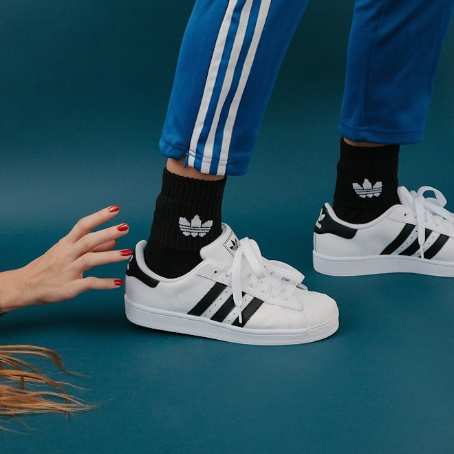 zapatillas de deporte adidas superstar