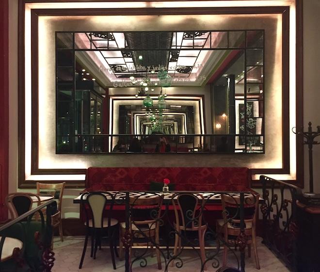 cachitos diagonal restaurante bcn