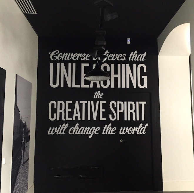 converse creative spirit