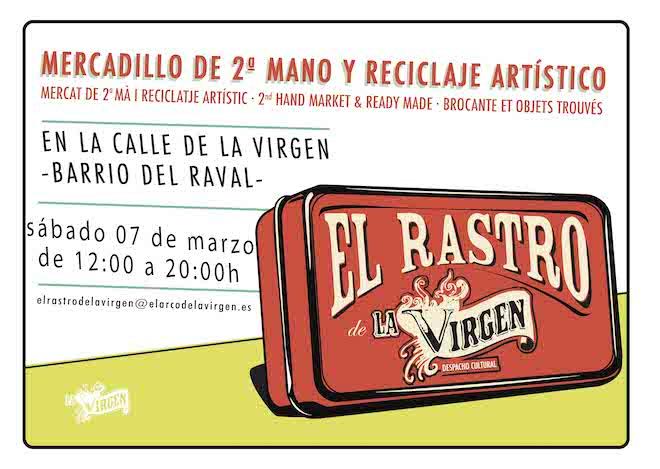 Mercadillos de segunda mano y moda vintage en barcelona - Mercados de segunda mano barcelona ...