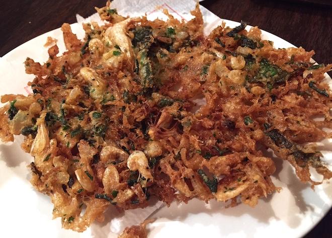 taberna del suculent tortillas de camarones