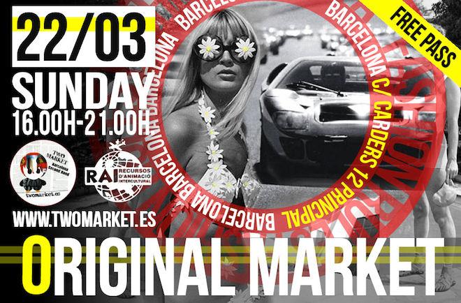 two market barcelona marzo 2015