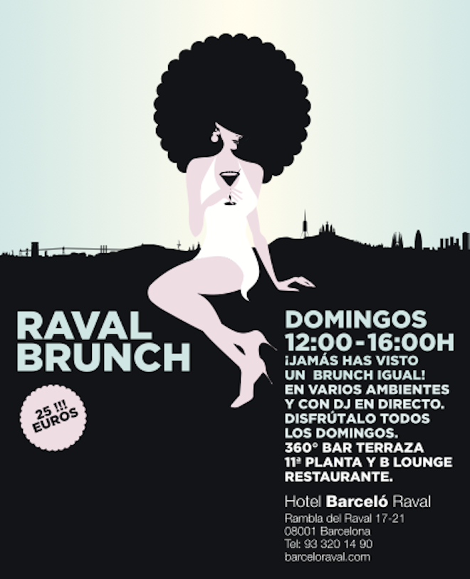 brunch barcelo raval menu