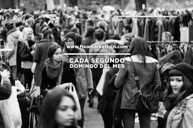 flea market domingo barcelona