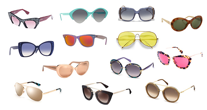 Gafas de sol, los modelos de moda para el verano 2015 | Bcn Cool Hunter