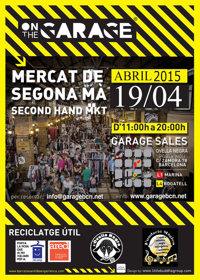 on the garage abril 2015
