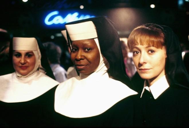 1992, SISTER ACT pelicula