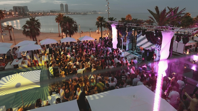 Domingos de terraceo con música electrónica en la terraza del W ...