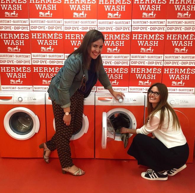hermes lavanderia