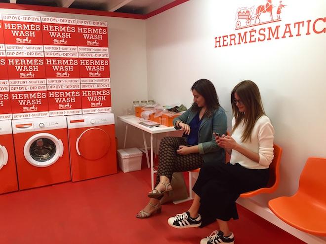 hermes matic lavanderia barcelona