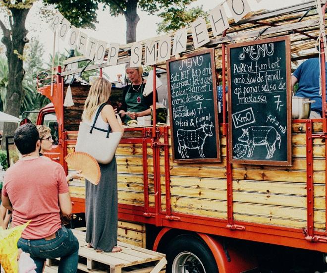 mercado gastronomada van van