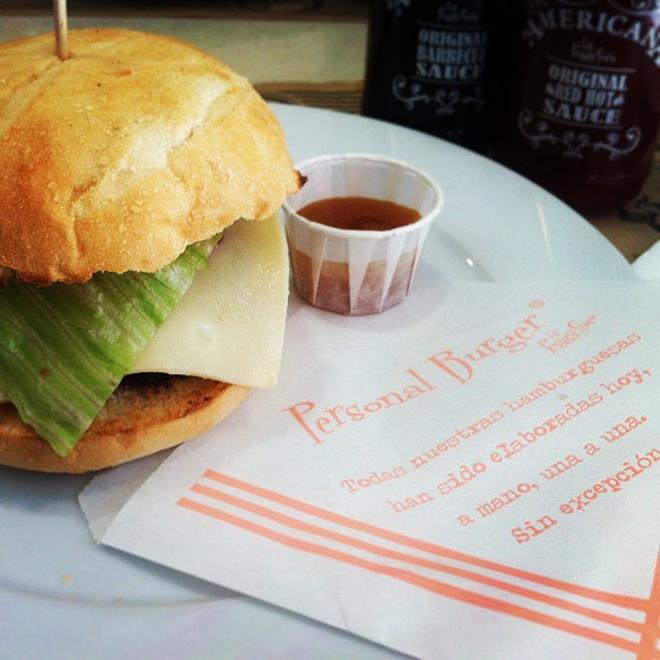 peggy sue ruta burger hellmanns barcelona