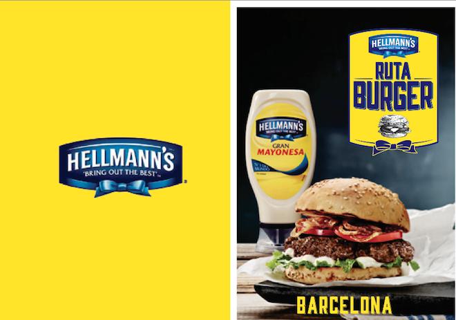 ruta burger hellmanns barcelona