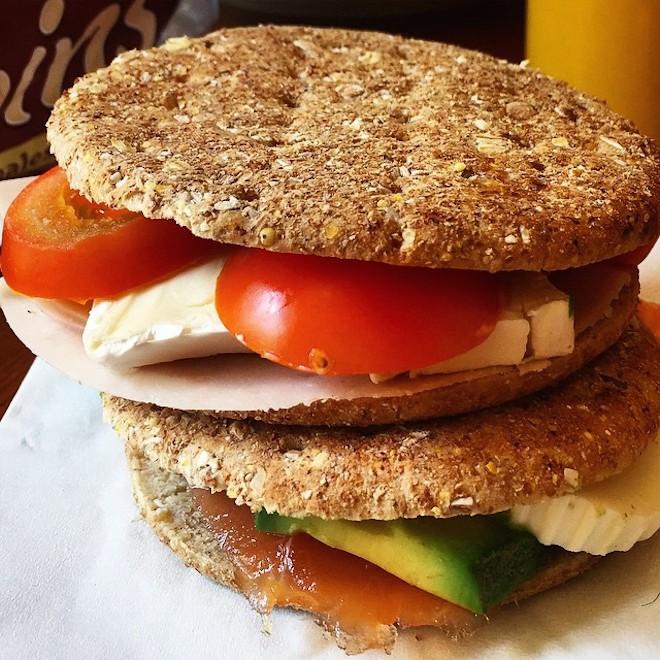 sandwich healthy
