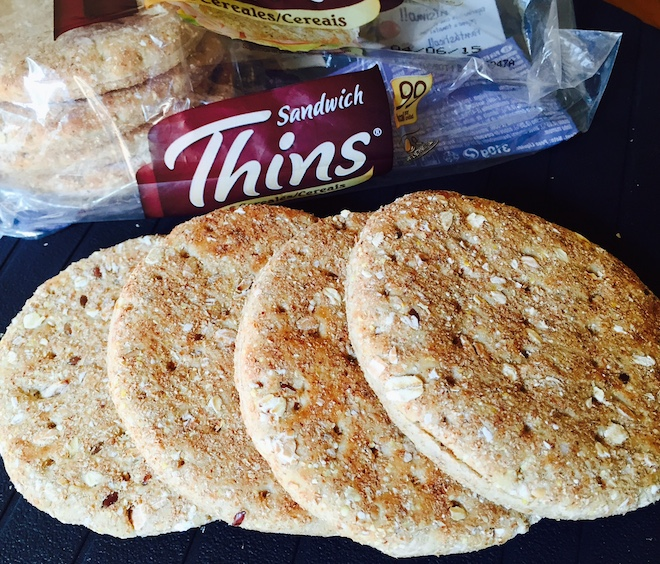 sandwich thins cereales