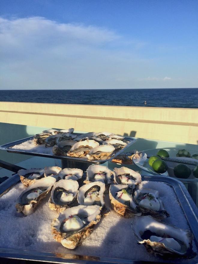 w barcelona sun deck terraza inauguracion