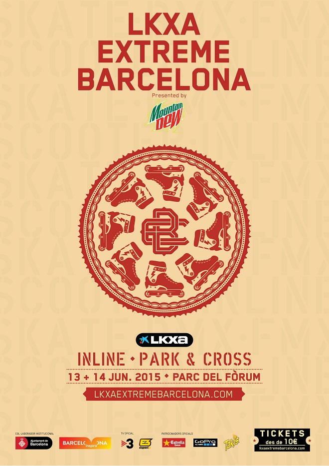 CARTEL-LKXA Extreme Barcelona presented by Mountain Dew