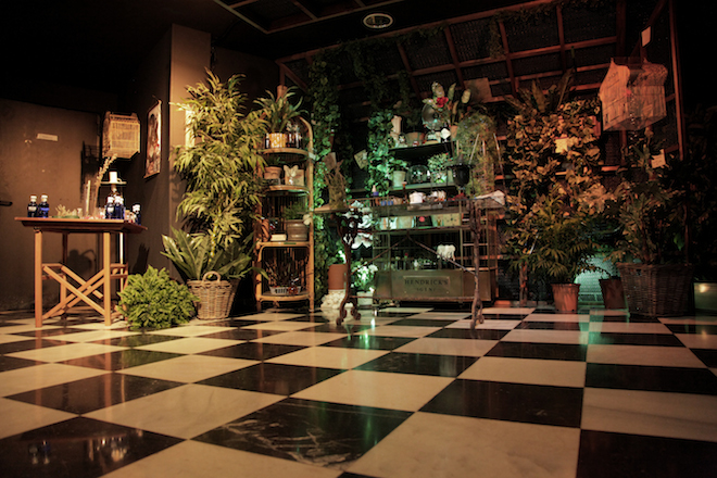 ENAJENATORIUM HENDRICK'S GIN - Madrid - Teatro Arlequín - FCB AGENCY