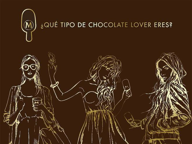 magnum comunidad chocolate