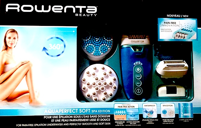 rowenta aquaperfect soft spa sorteo