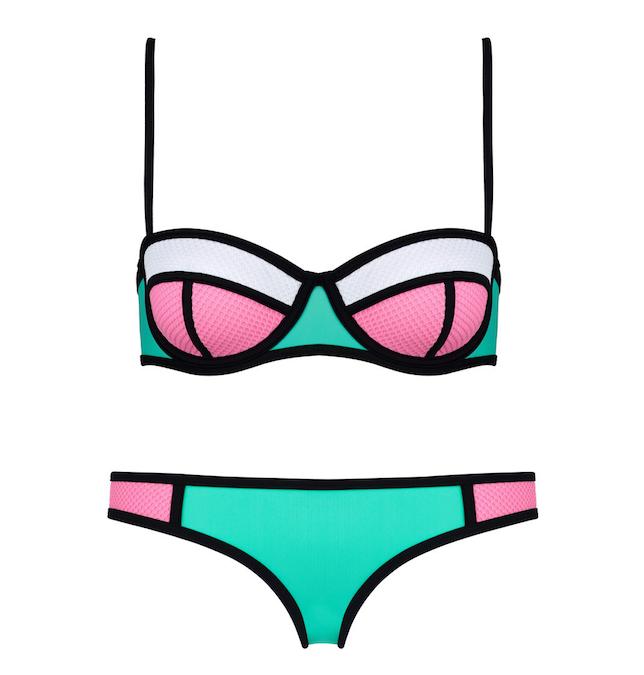 triangl bikini neoprene