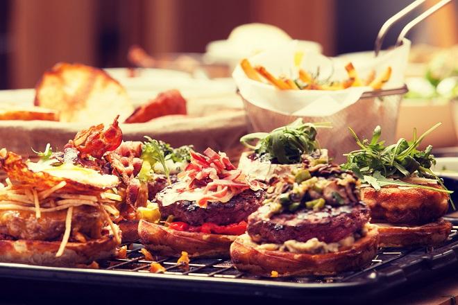 hamburguesas gourmet nice people