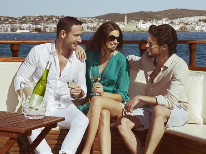 vina esmeralda vino blanco