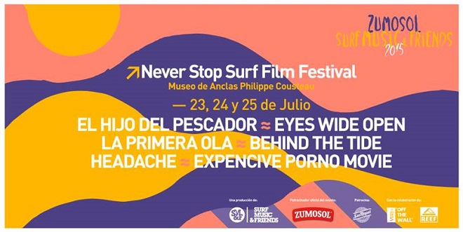 cartel Never Stop Surf Film Festival