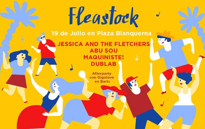 fleastock julio barcelona