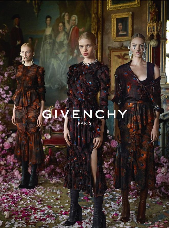 givenchy fashion ad fw 2015-16