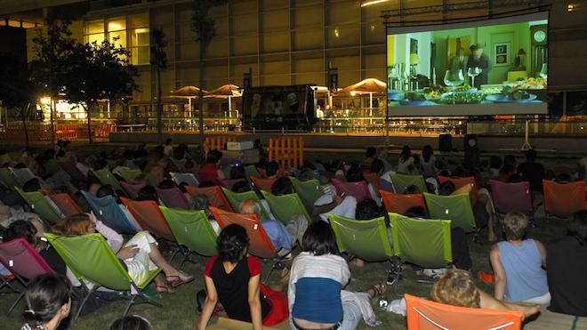 illa cinema aire libre