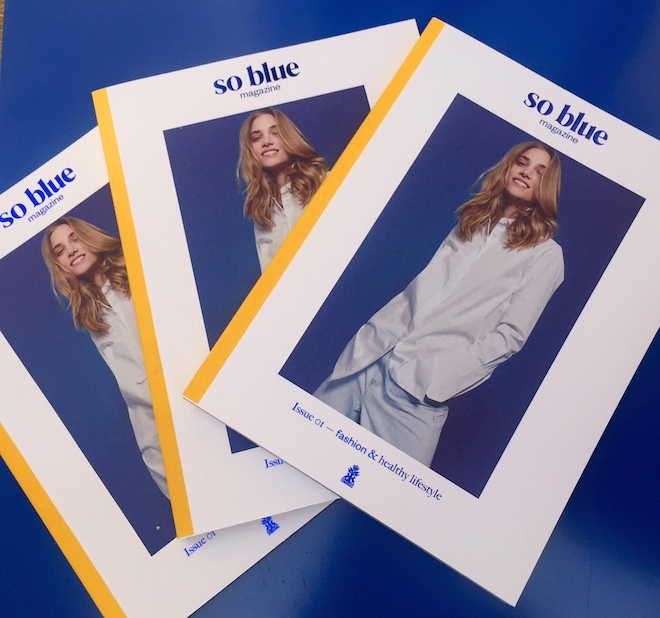 so blue magazine