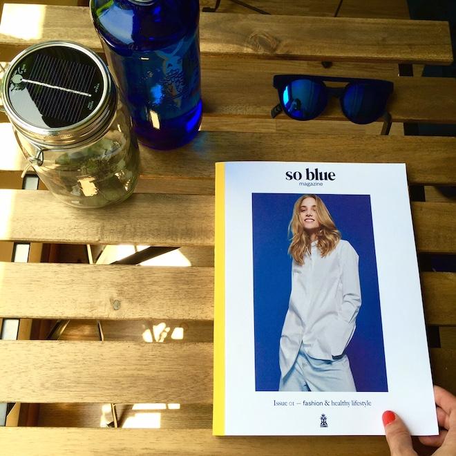 so blue revista solan