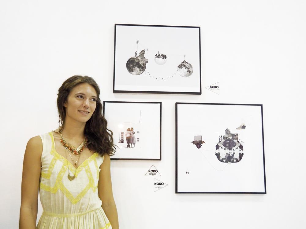 Carolina Hafner, alias KoKo