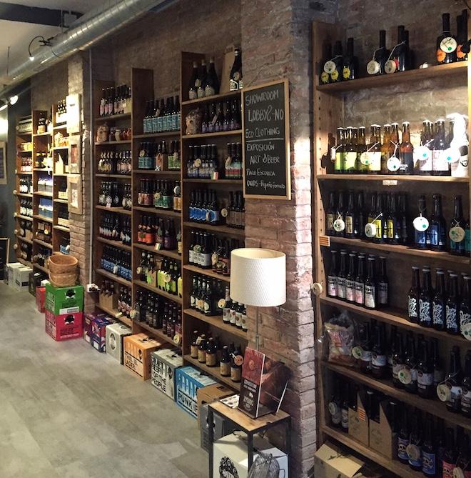 zythos beer barcelona tienda cerveza artesana
