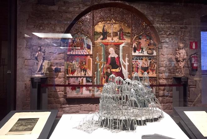 expo gaudi museo diocesano