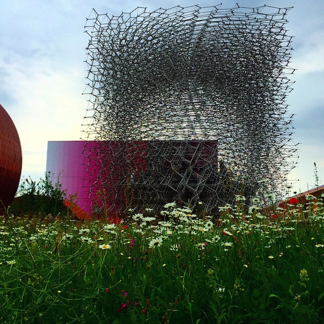 expo milano 2015 UK Pavilion