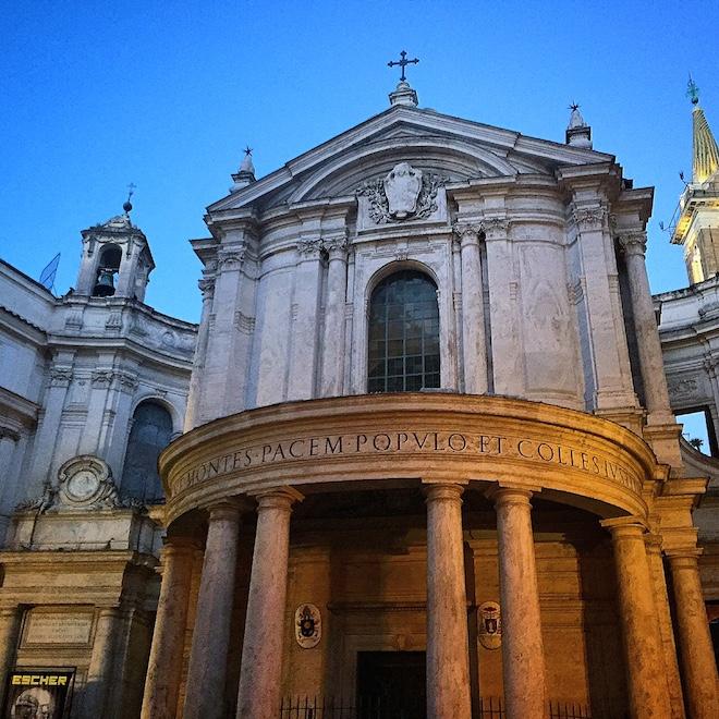 monumentos roma