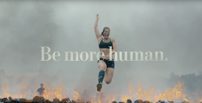 be more human crossfit reebok