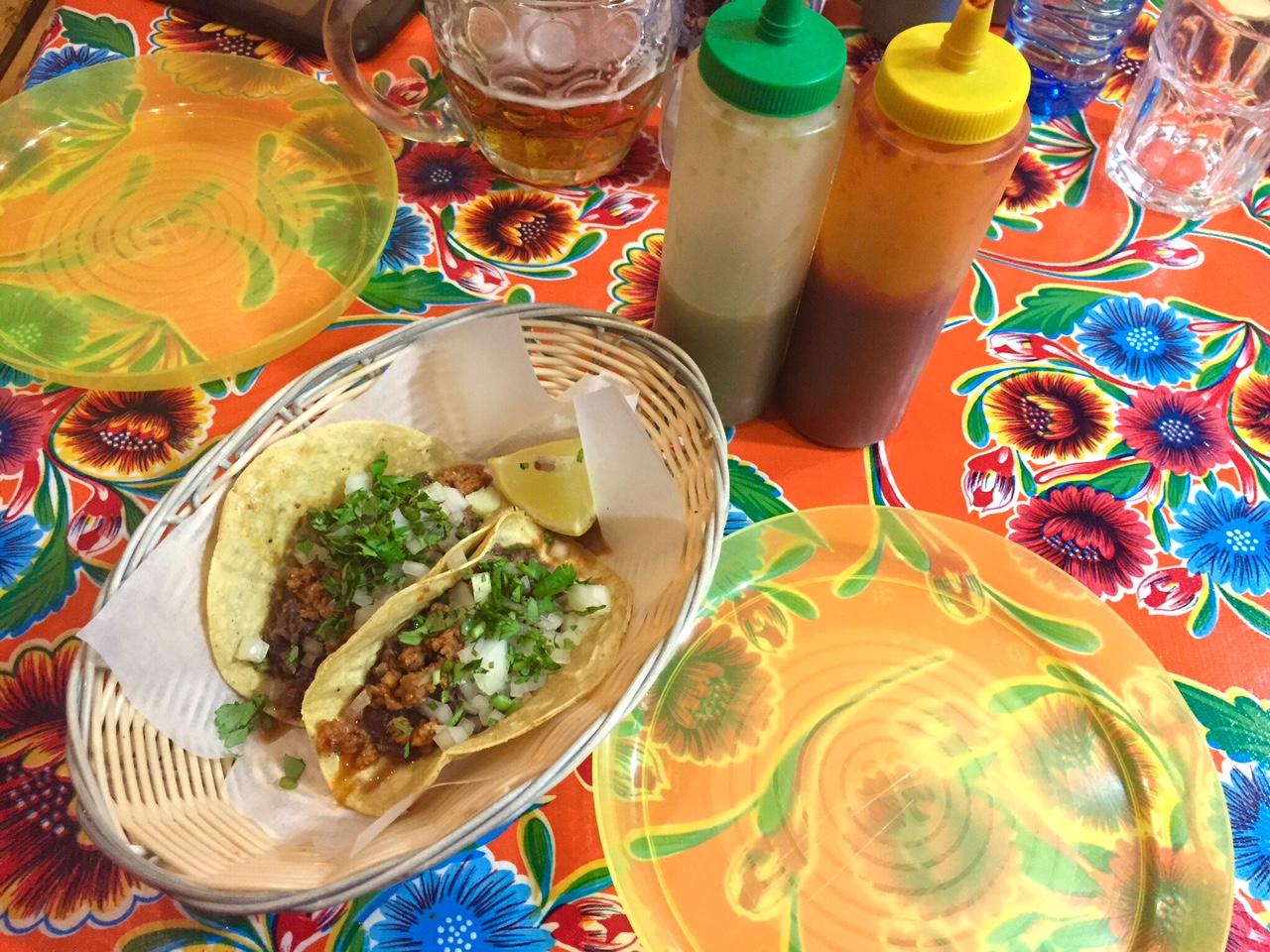 el tianguis tacos