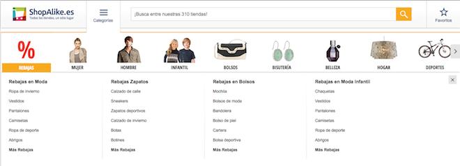 shopalike shopping online