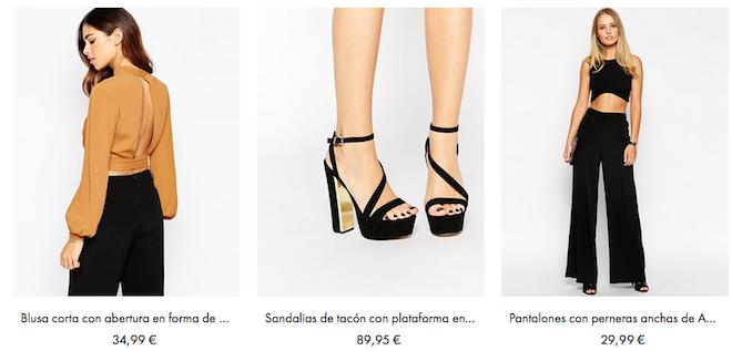 shopping online moda mujer