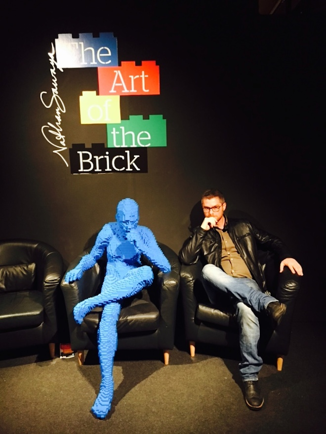 The Art of the brick 14