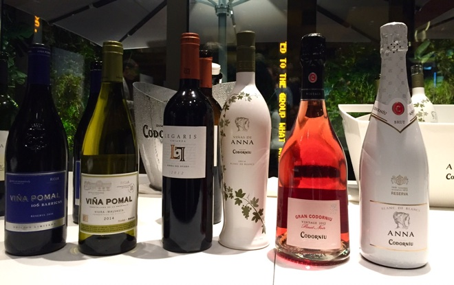 codorniu raventos vinos