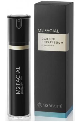 m2 facial serum