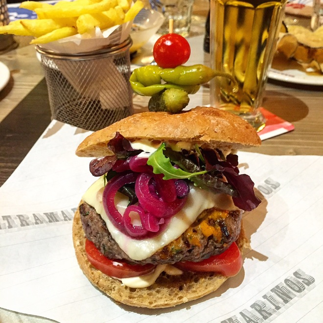 hamburguesa ultramarinos