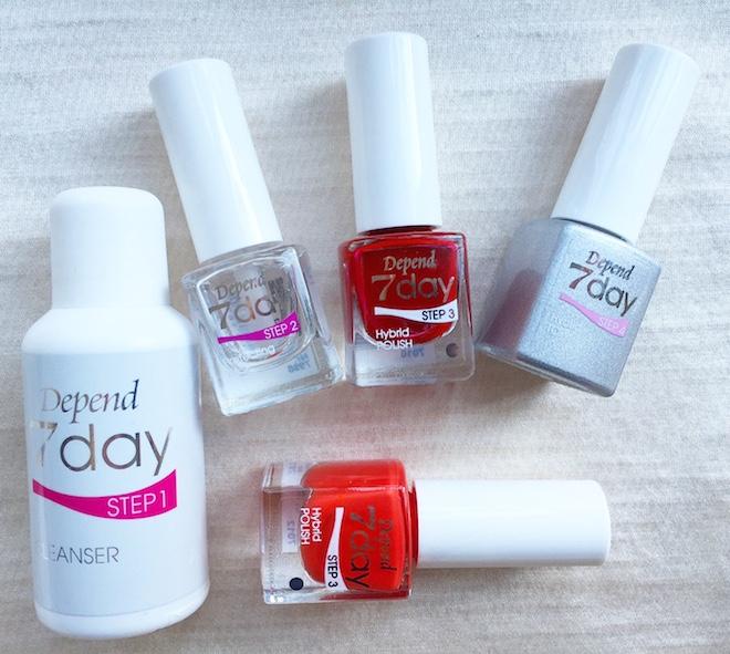 Manicura efecto gel en casa, mi selección de esmaltes de uñas de ...