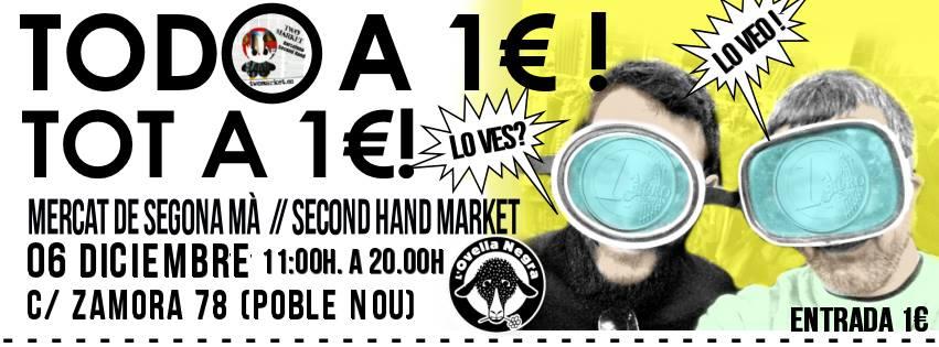 todo a 1 euro market