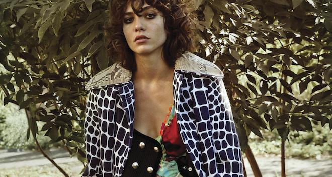 Steffy Argelich Vogue Korea