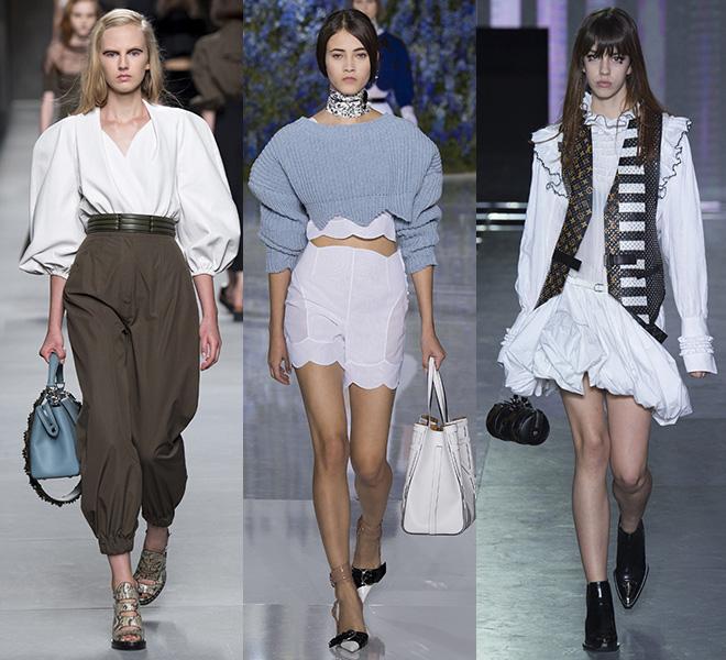 BALLOON: Fendi, Dior, Louis Vuitton SS16
